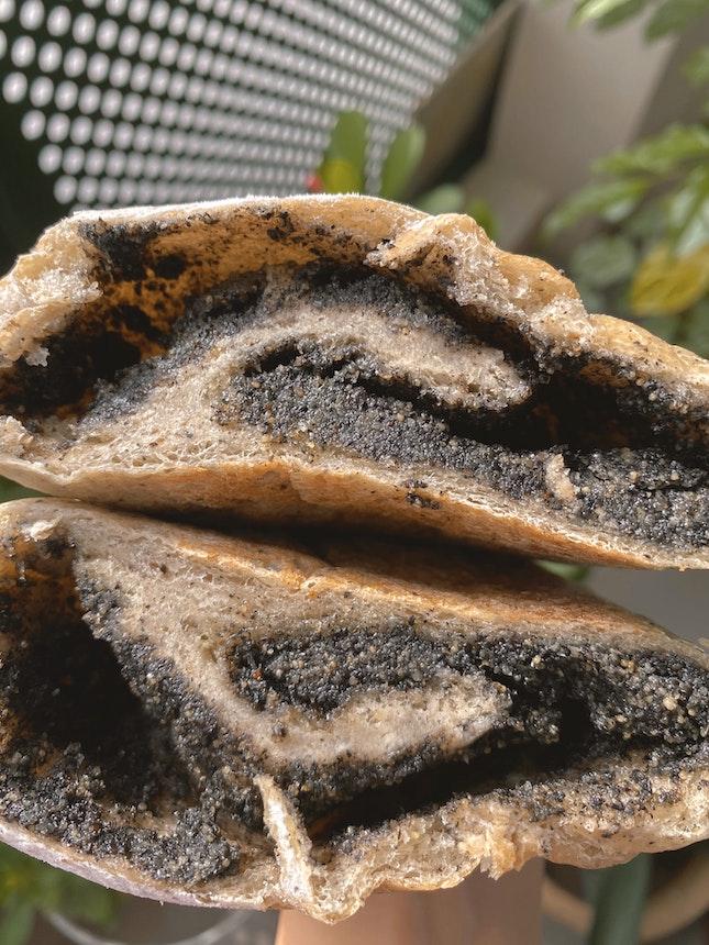 Black Sesame Bread ($4.90)