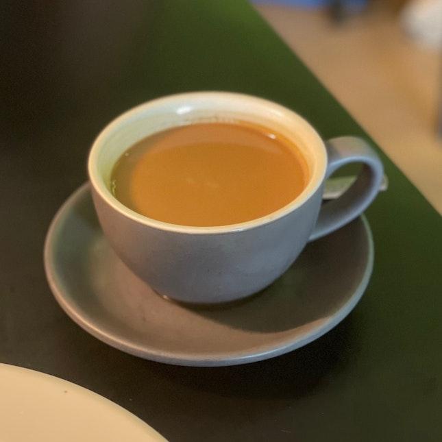 hot kopi ($1.50)