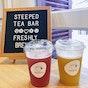Steeped Tea Bar