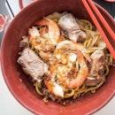 Ah Sai Pork Rib Prawn Noodle