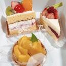 Japanese Slide Cake -Chateraise🍰