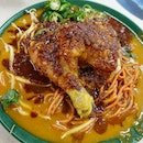 Mee Rebus with Drumstick-$5.50.