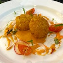 Spicy Melty Crabcakes
