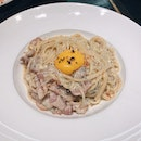Garlic Carbonara ($22)