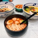 Tomato Soup Noodles