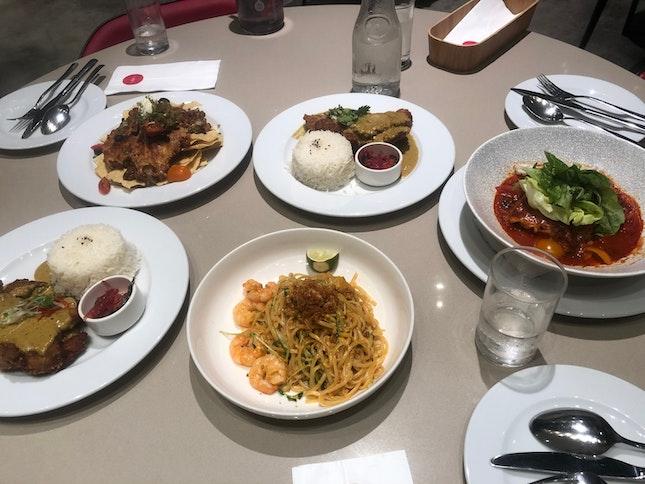 Satisfied Dinner