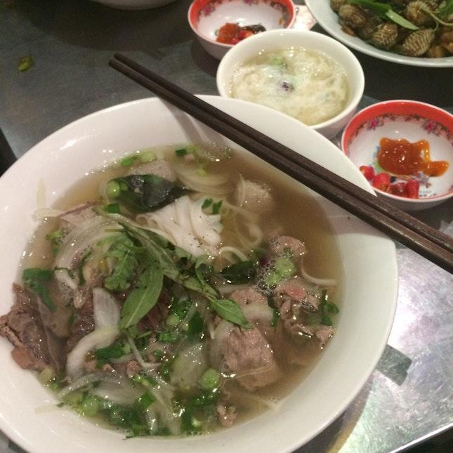 Pho Bo Dac Biet