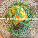 Organic Eggs Benedict