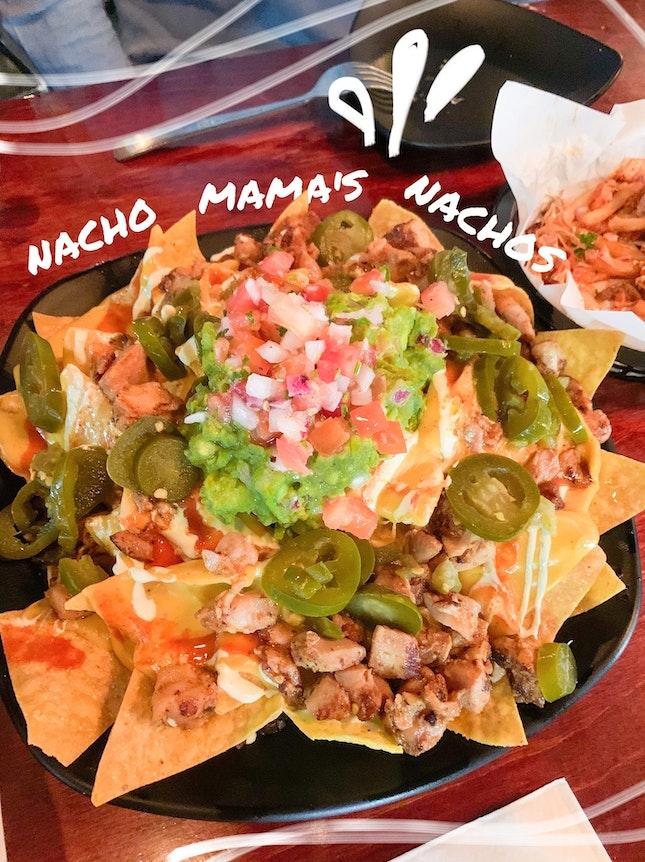 Nacho Mama's Nachos