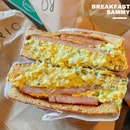 Breakfast Sammy