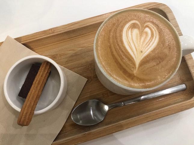 Great Coffee & Desserts