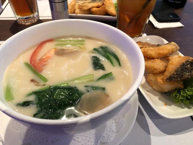 Fantastic Fish Soup