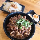 Braised Pork Rice Set