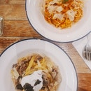 1 For 1 Pasta Truffle Carbonara And Pomododo Crab