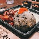 Spicy Chicken Cheese Rice