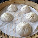 Steamed Crab Roe Xiao Long Baos