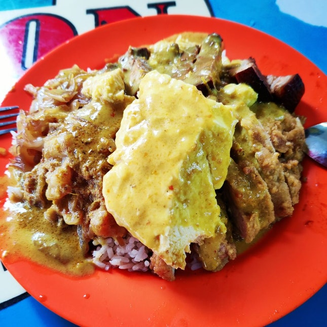 Curry Rice($4.50)