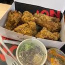 Fried Chicken Or Nugget