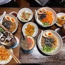 Xo Prawn Noodle, Sichuan Pork Noodles, Braised Pork Noodle