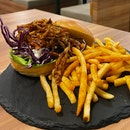 Pulled Pork Burger ($17.90)