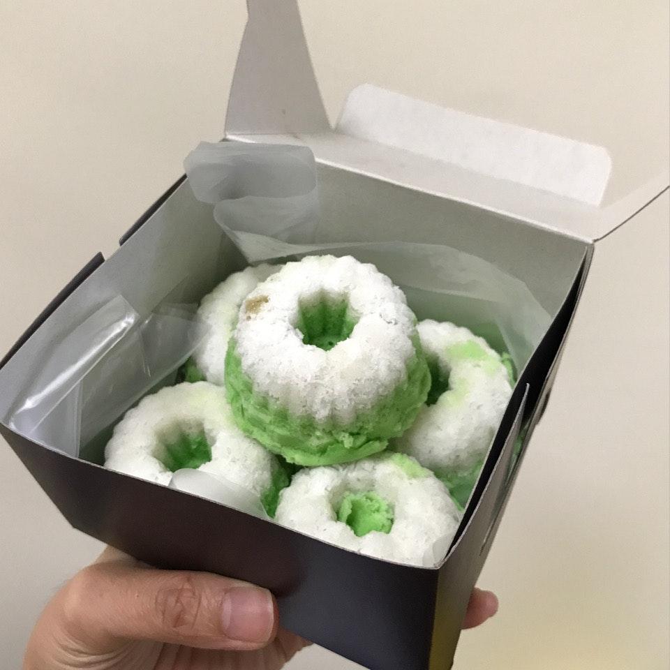 Kuih Apam Seri Ayu ($0.90 each)