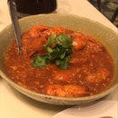 chili live prawns