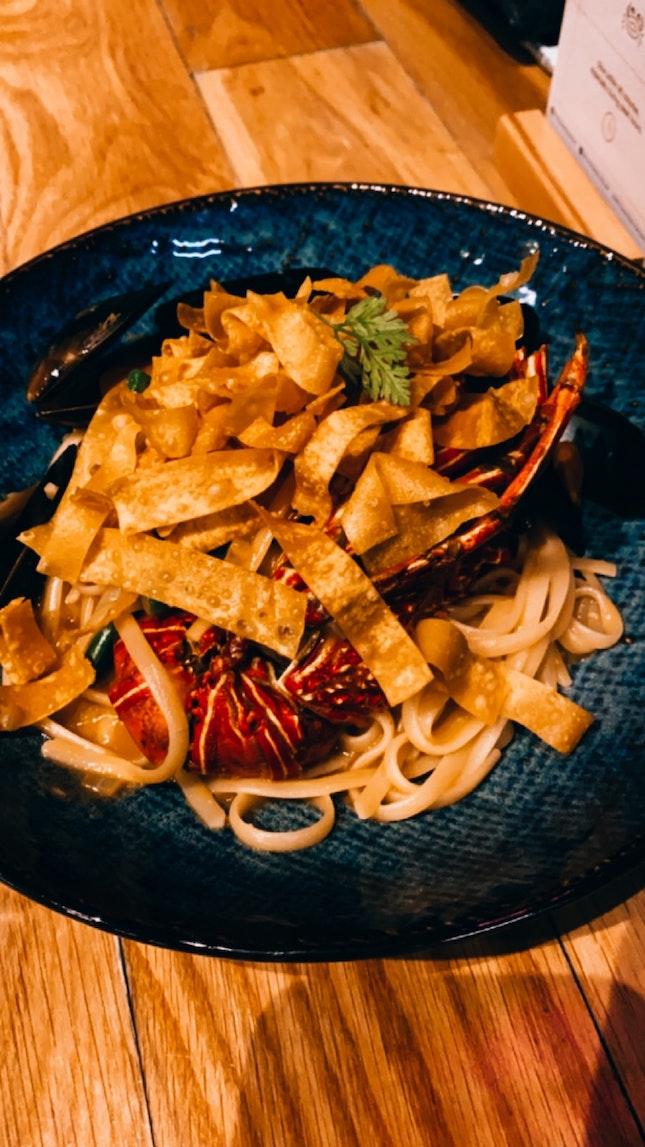 Lobster & Blue Mussels Plasta