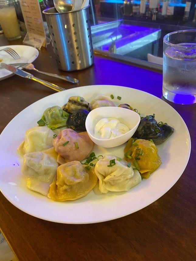 Russian Singapore Restaurant