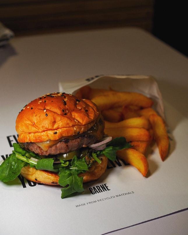 Burgers! 🍔
