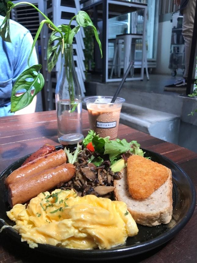Breakfast Platter [$23]