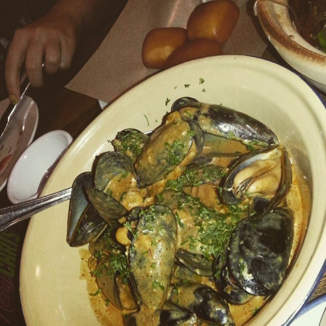 Western Style Seafood
