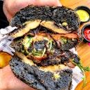 Portobello Mushroom Burger 🍔🍄