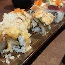 Favourite Handrolls, Sashimi