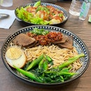 Si Chuan Spicy Dry Beef Noodles