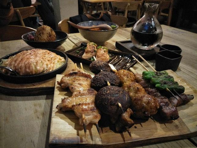 Tasty Food And Nice Ambience