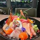 Sashimi Omakase 22 Pieces