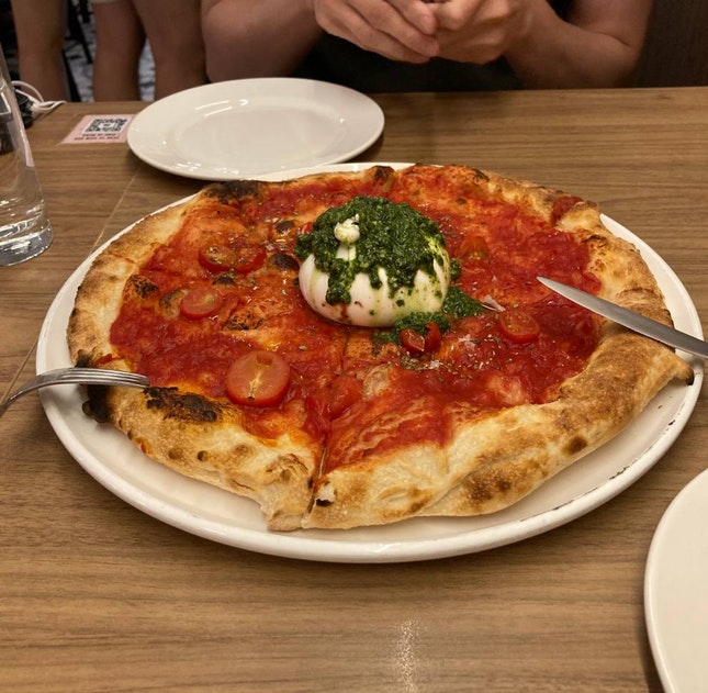 Simple And Tasty Pizza