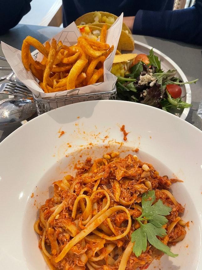 1–1 Big Bites & Pasta