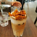 Honeycomb Latte
