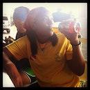 #PWTC #MIDE #2013 — my  #girls, miao & hana // just finish #lunch