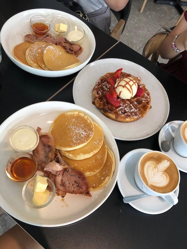 Pancakes & more!