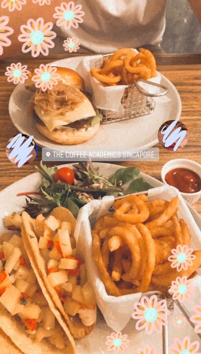 western cuisine! 🍔🍟🍕