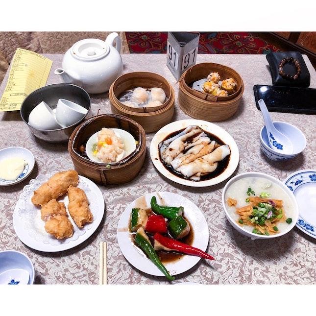 Delightful Dim Sum Dining