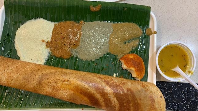 Indian Cuisine In SG