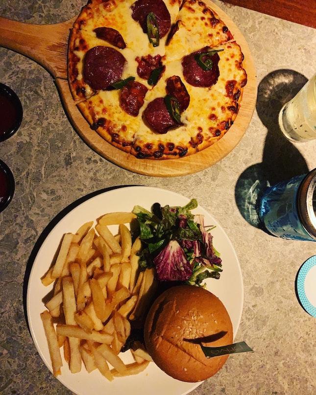 Drinks & Dinner