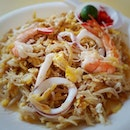 Fried Hokkien Prawn  Mee .