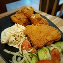 Chic-a-boo Fried Chicken @ Marina Square .