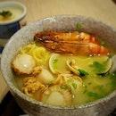 White Curry Seafood Ramen | Tengawa Hokkaido White Curry @ Millenia Walk #02-16 .