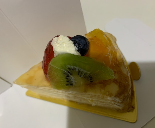 Mille Crepe, Not!