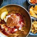 Bibim Naeng Myeon ($16)